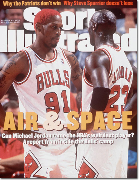 MJ and Rodman
