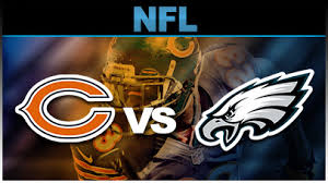 Eagles v. Bears