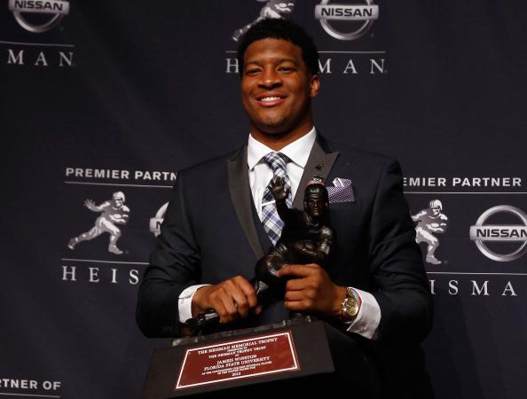 2013 Heisman Trophy Presentation - Press Conference