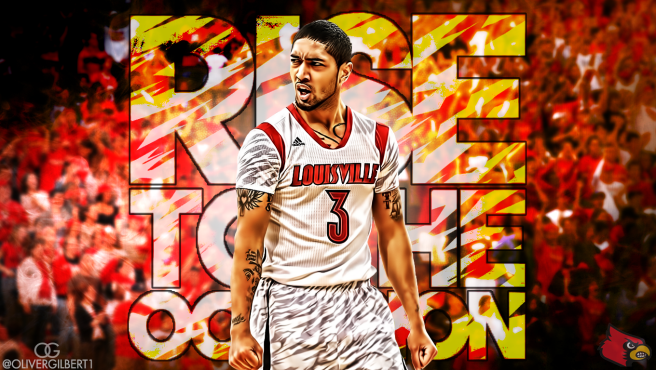 LouisvilleCardinalsPeytonSivaWallpaper