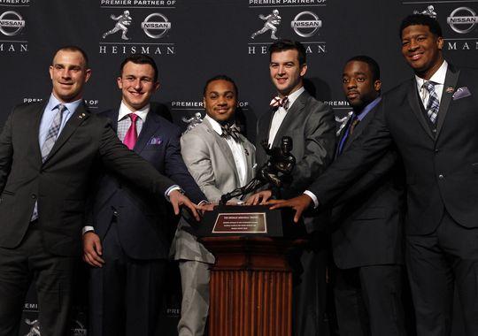 NCAA-Football-Heisman-Trophy-Presentation