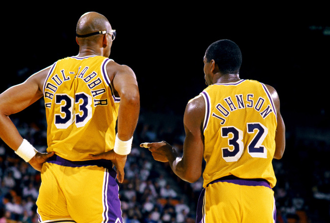 Kareem and Magic