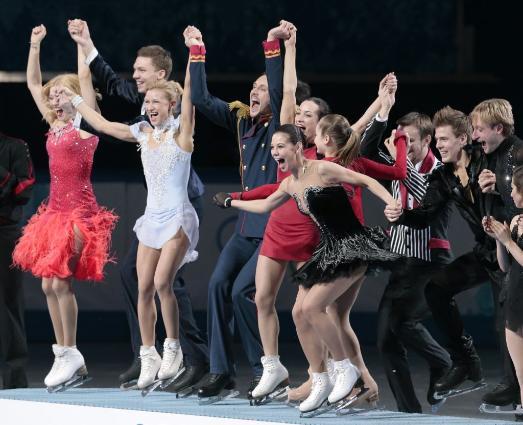 11Sochi OlympicsRussianFigureSkating