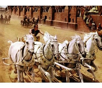 Ben-Hur Horses