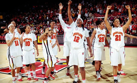 Maryland Women 2014 Final Four