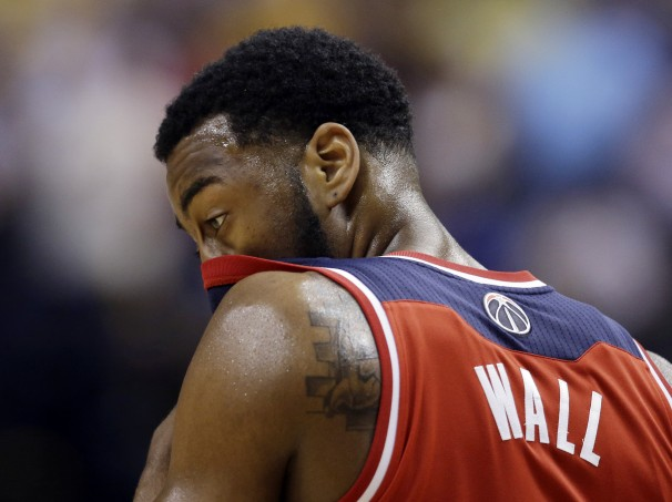 John Wall Wizards_Pacers_Basketball