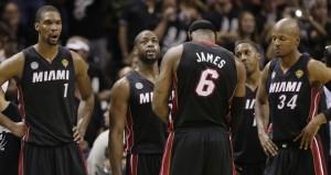 Spurs End of an Era