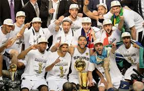 Spurs Team 2014