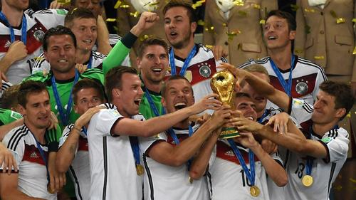 German's Win in 2014 FIFA World Cup