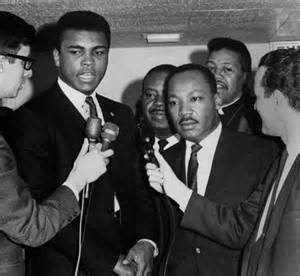 Ali and King