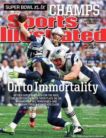 Tom-Brady-sports-illustrated-on-to-immortality