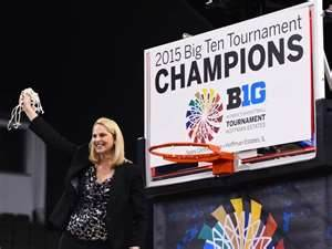 Md Girls Win Big Ten Tournament