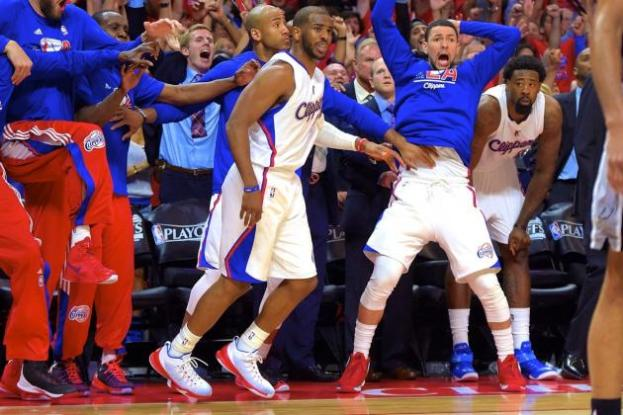 Clippers Win Game 7