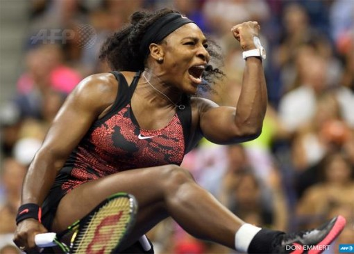 Serena-US Open 2015