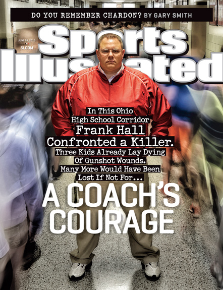 SI Cover Frank Hall