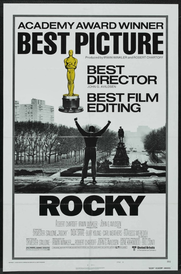 Rocky poster 6
