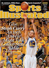 Golden State SI Cover