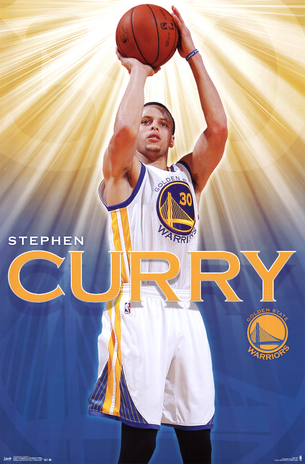 stephen-curry-highlights-basketball-poster