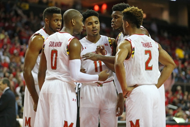 MD Terps BBall