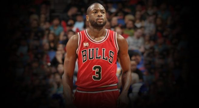DWadeinBulls Uniform