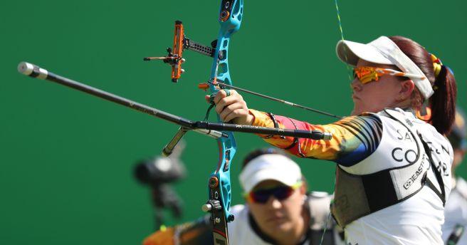 Olympics-Archery