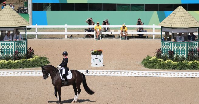 Olympics-Equestrian-Dressage-Individual-Grand