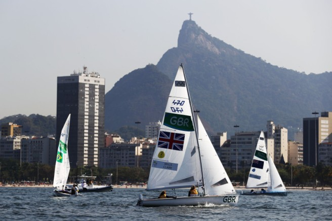 Sailing - Olympics: Day 12