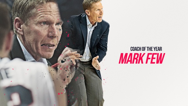 Coach Mark Few