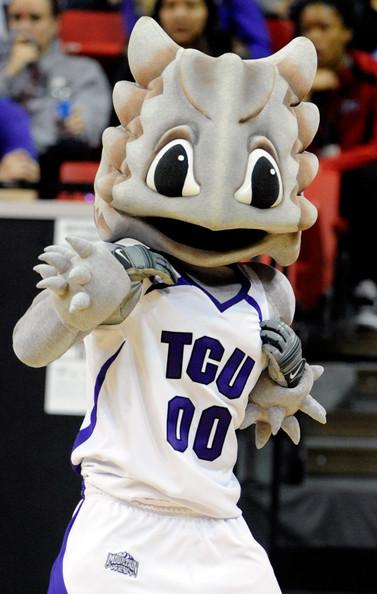TCU Mascott
