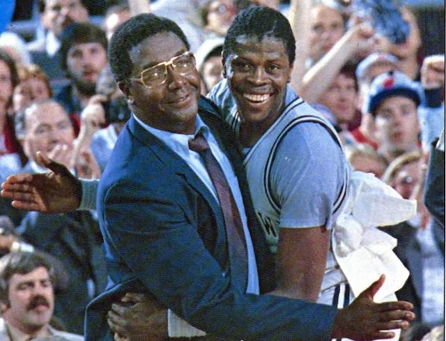Ewing and Thompson