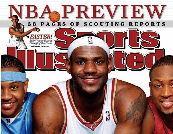 SI NBA Draft Pics
