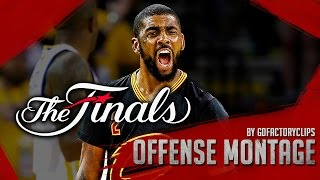 Kyrie Irving NBA Finals