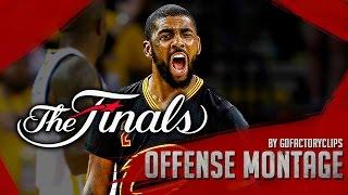 Kyrie Irving NBA Finals