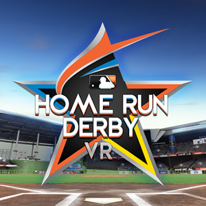 Home Run Derby Logo