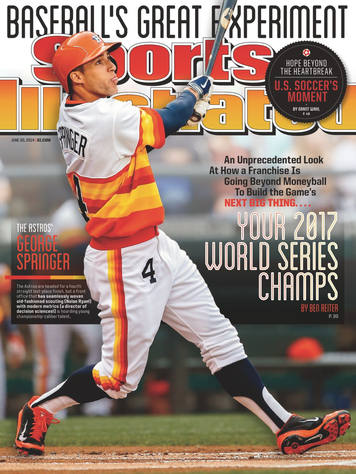 Houston Astros Sports_Illustrated 2017