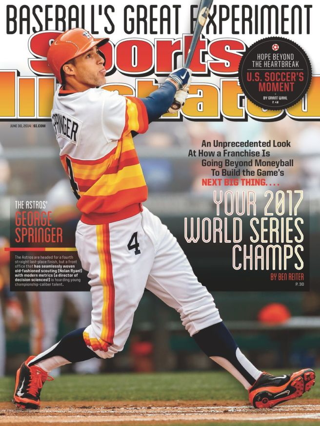 Houston Astros Sports_Illustrated 2017