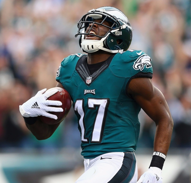 Eagles Nelson Agholor