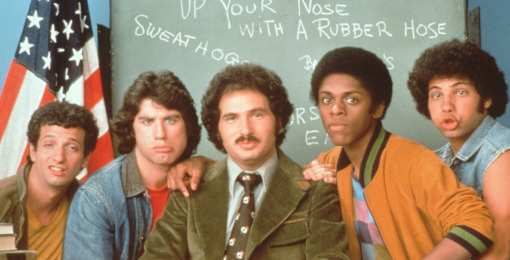 Welcome Back Kotter Group Pic