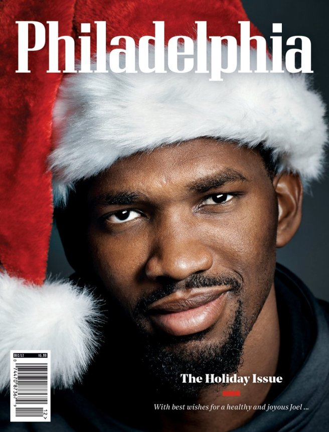 Embiid Phila Magazine