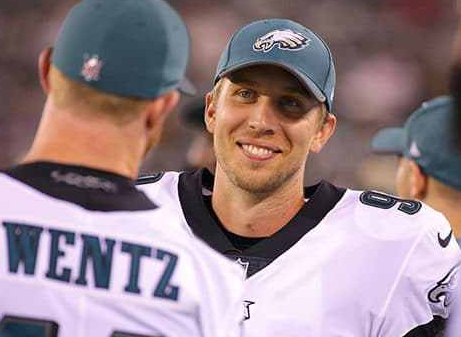 Foles and Wentz