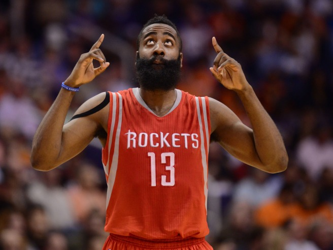 USP NBA: HOUSTON ROCKETS AT PHOENIX SUNS S BKN USA AZ
