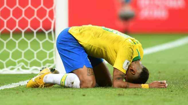Brazil Loss in 2018 FIFA