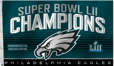 Eagles Super Bowl Banner