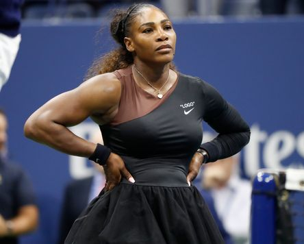 Serena US Open 2018