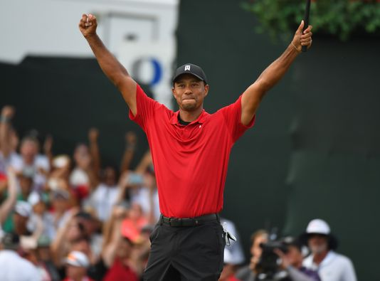Tiger Woods Tour Comeback Win 2018