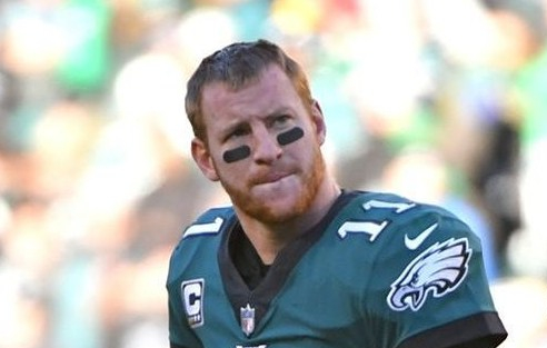 Carson Wentz After Loss