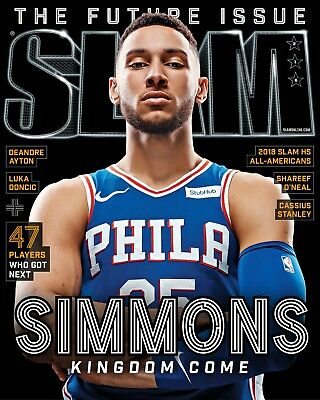 Simmons on SLIM Cover